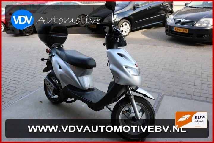 Scooter Cpi bromscooter occasion - VDV Automotive BV