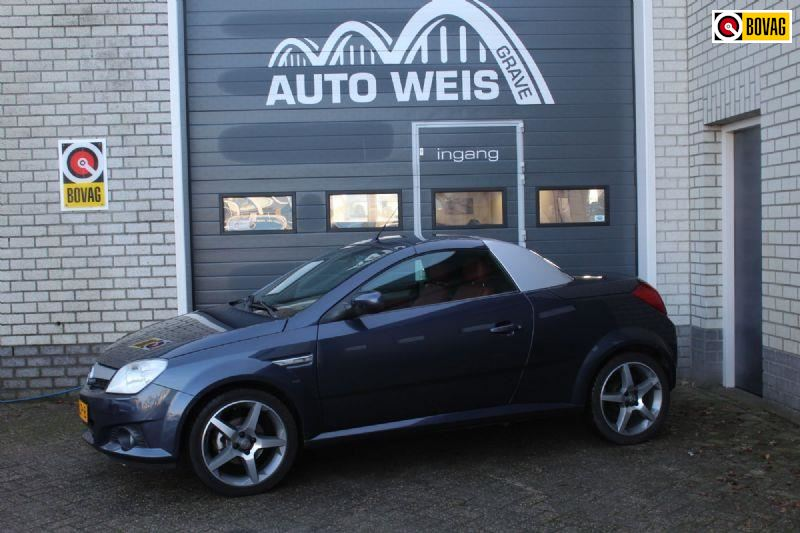 Opel Tigra occasion - Auto Weis