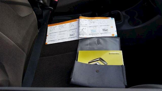 Citroen C1 1.0-12/Elektra pakket/Nw Apk/Garantie!!