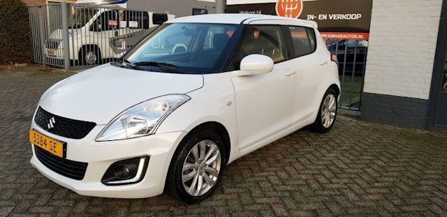 Suzuki Swift 1.2 S-Edition