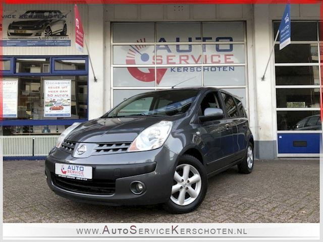 Nissan Note 1.6 FIRST NOTE *CLIMA / LMV / 83Dkm / TREKHAAK*