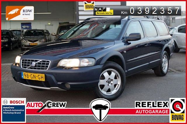 Volvo XC70 Cross Country 2.4 T Comf.L YOUNGTIMER /ZEER NETJES