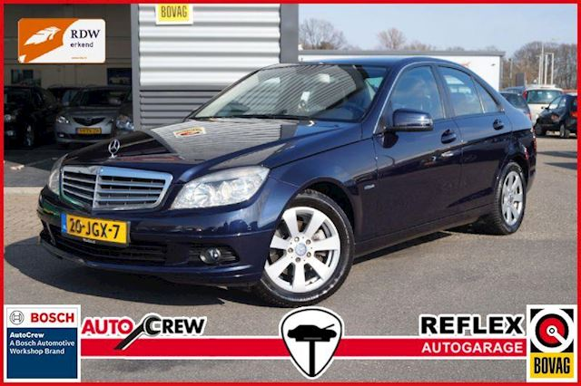 Mercedes-Benz C-klasse 200 CDI BlueEFFICIENCY Business Class NAVI/CRUISE