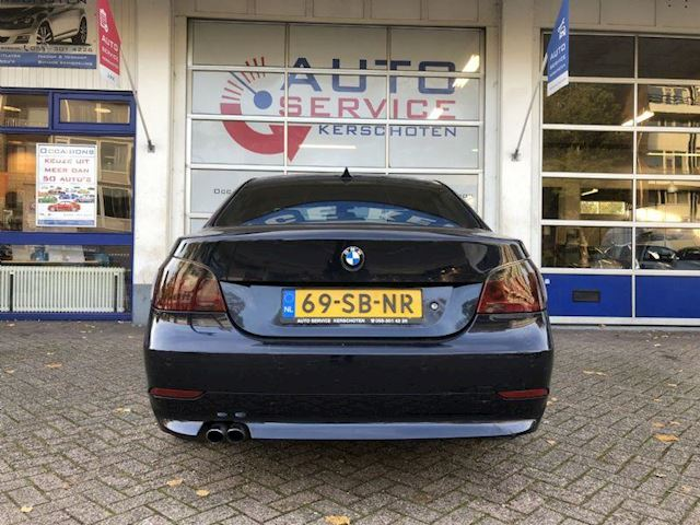 BMW 5-serie 525d BUSINESS EXCLUSIVE *CLIMA / LEER / FULL OPTION*