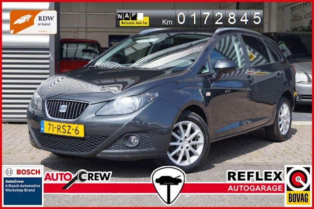 Seat Ibiza ST 1.2 TDI Style Eco AIRCO/CRUISE/D-RIEM/LM/NAP