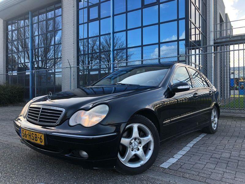 Mercedes-Benz C-klasse occasion - Bensi-Amar Auto's