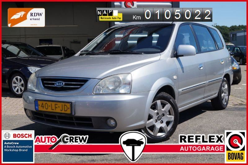 Kia Carens occasion - Garage REFLEX