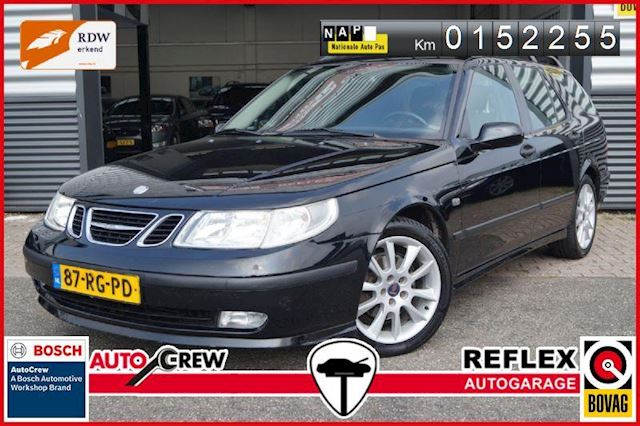 Saab 9-5 Estate 2.0t Linear Business Pack AUTOM. AIRCO/CRUISE