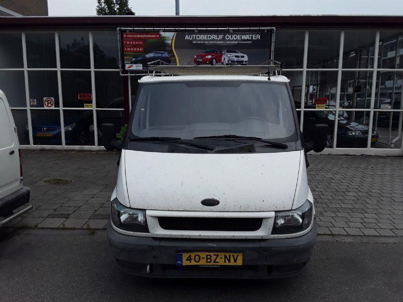 Ford Transit occasion - Autobedrijf Oudewater