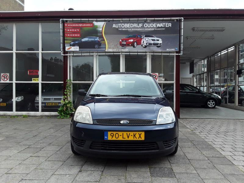 Ford Fiesta occasion - Autobedrijf Oudewater
