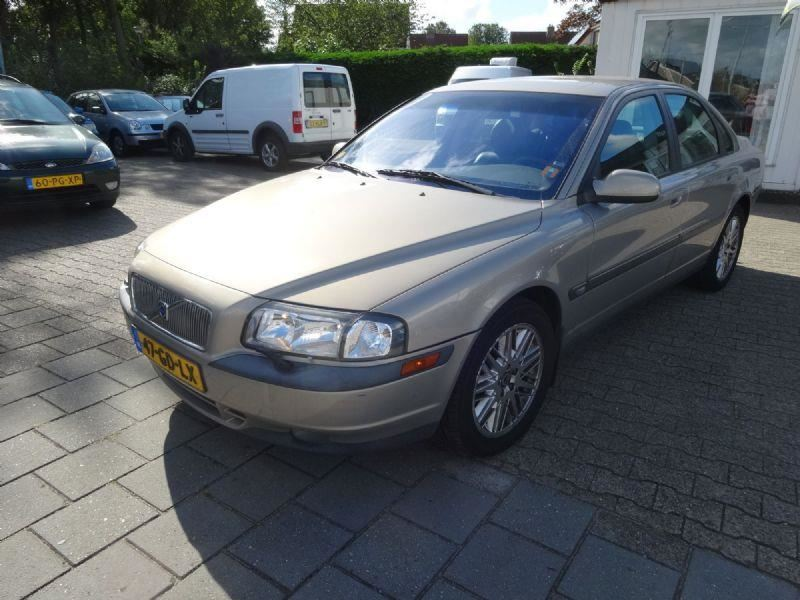 Volvo S80 occasion - Handelsonderneming M.A.C.