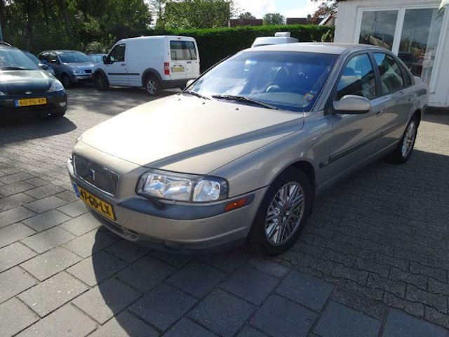 Volvo S80 2.9 Geartronic Comfort AIRCO BOEKJES N.A.P