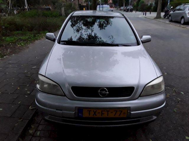 Opel Astra occasion - Autobedrijf Oudewater