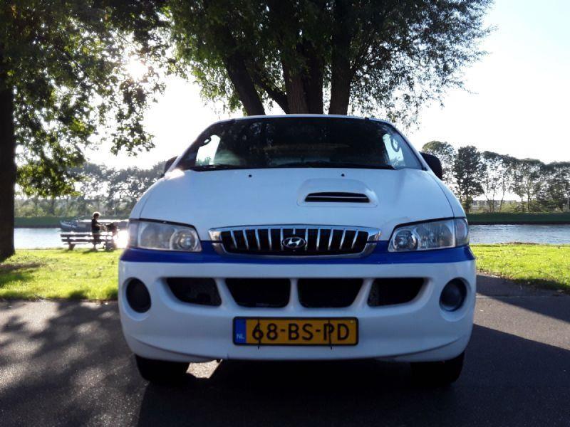 Hyundai H-1 H200 KWB 2.5 TCI occasion - Autobedrijf Oudewater