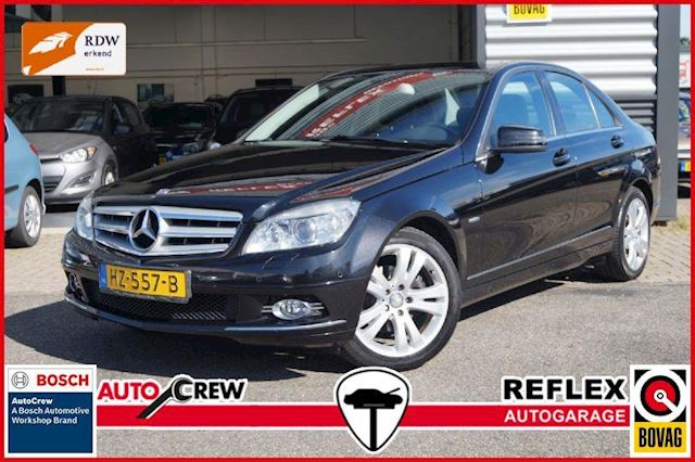 Mercedes-Benz C-klasse 180 K BusnClassAvantgarde AUTOM COMM. NAVI/FULL OPTION