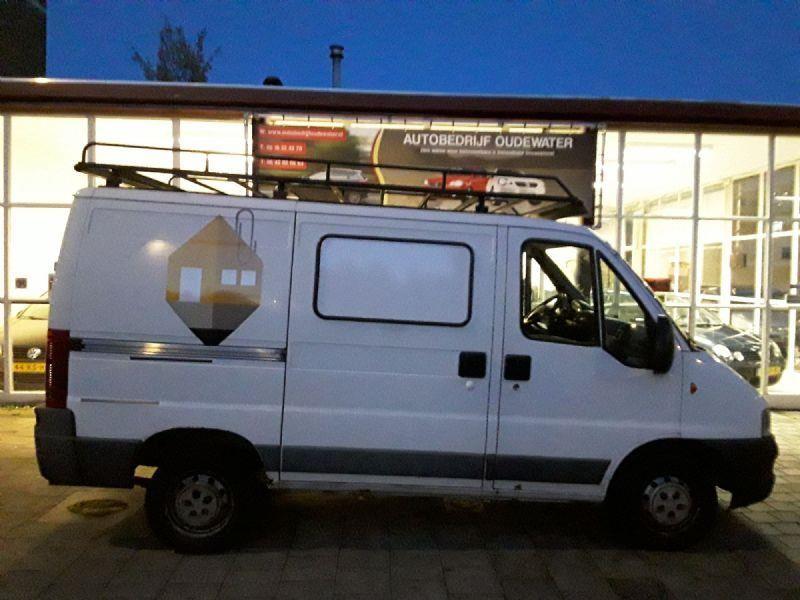 Fiat DUCATO 11 K 2.3 JTD occasion - Autobedrijf Oudewater