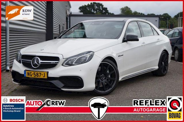 Mercedes-Benz E-klasse 63 AMG 662 PK FULL OPTION/CAMERA/MASSAGE