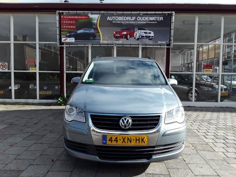 Volkswagen Touran occasion - Autobedrijf Oudewater