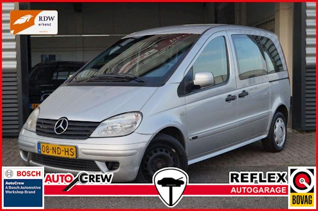 Mercedes-Benz Vaneo 1.7 CDI Family AUTOMAAT/AIRCO/CRUISE/ELEKTR. APKKET