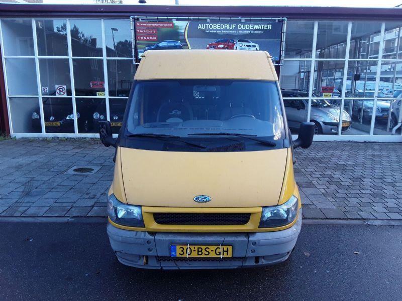 Ford TRANSIT 280M FD VAN 125 MR 4.54 occasion - Autobedrijf Oudewater