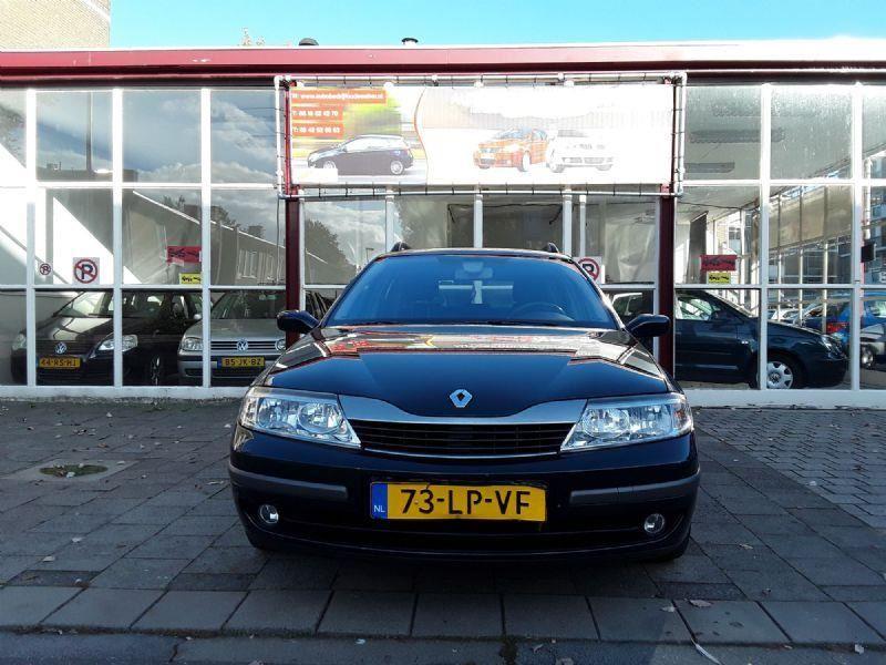 Renault Laguna grand tour occasion - Autobedrijf Oudewater