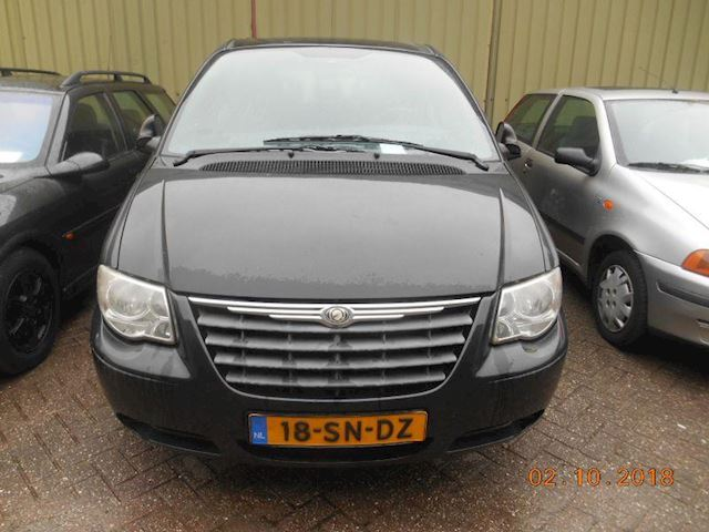 Chrysler Voyager occasion - Buhne Auto's