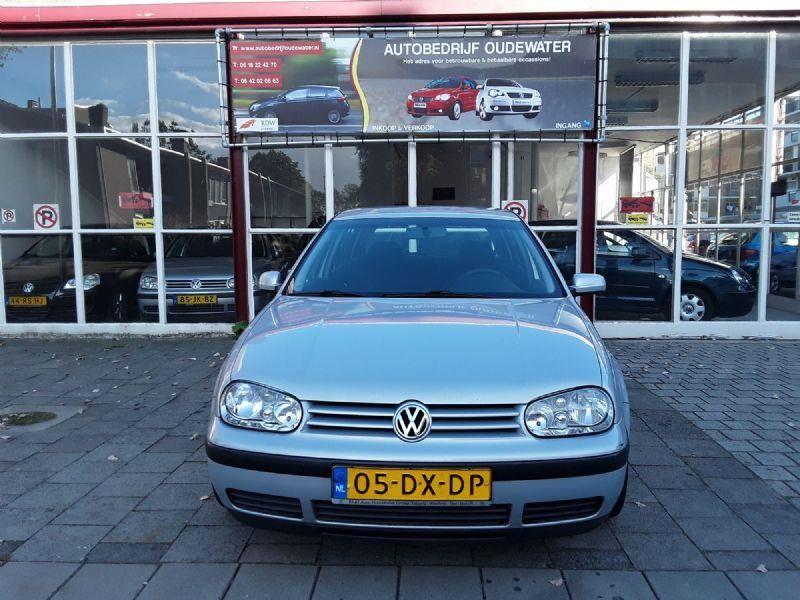 Volkswagen Golf occasion - Autobedrijf Oudewater