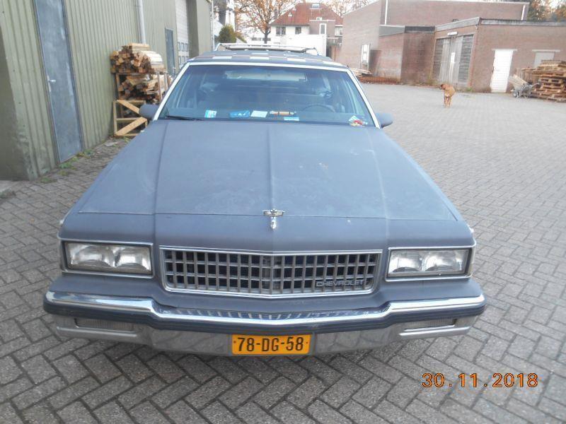 Chevrolet Caprice occasion - Buhne Auto's