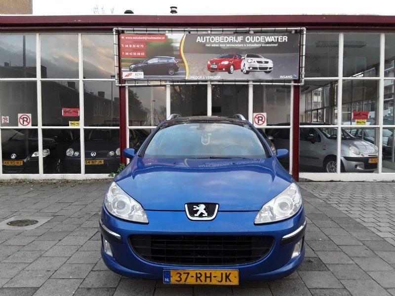 Peugeot 407 occasion - Autobedrijf Oudewater