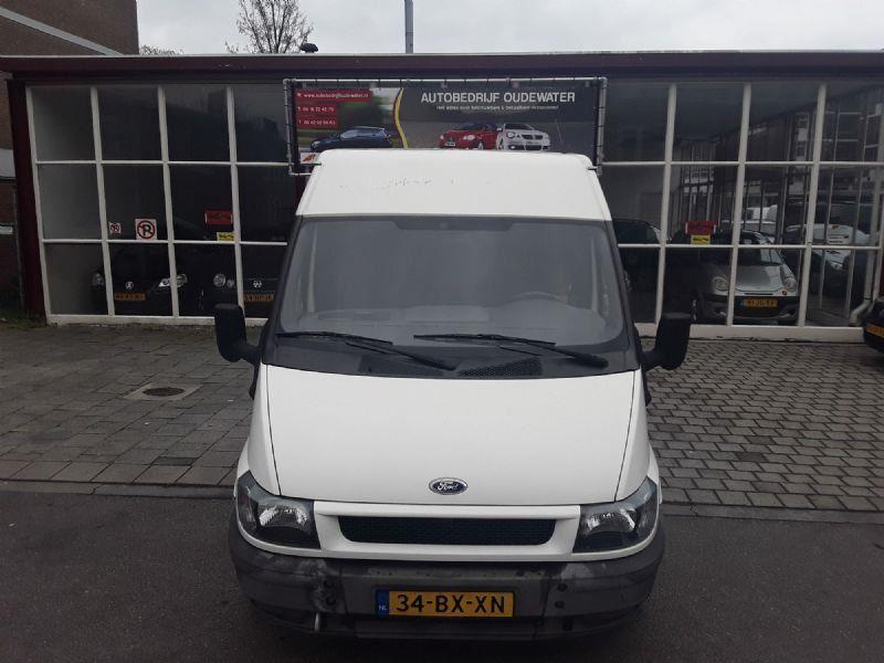 Ford TRANSIT 280M FD VAN 100 MR 4.54 occasion - Autobedrijf Oudewater
