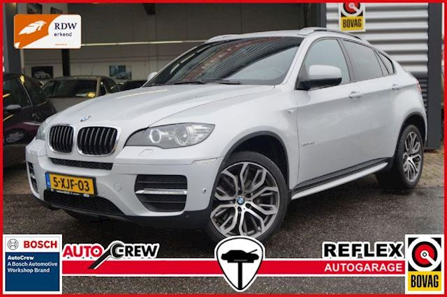 BMW X6 4.0d High Executive FULL OPTION