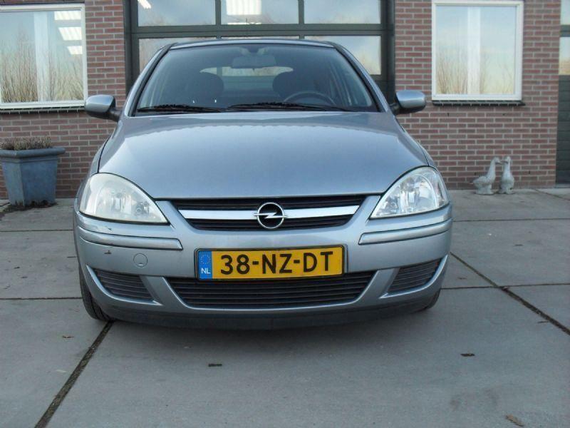 Opel Corsa occasion - AkroN Auto's