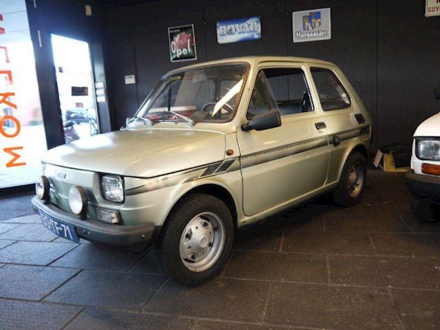 Fiat 126 occasion - MC Auto