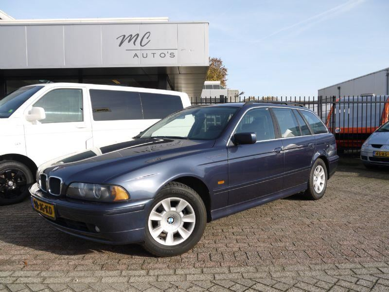 BMW 5-serie occasion - MC Auto