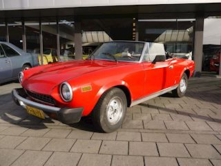 Fiat 124 Spider occasion - MC Auto