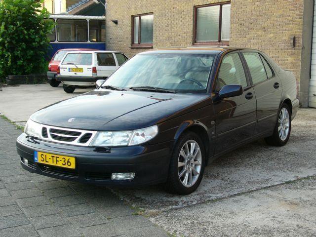 Saab 9-5 occasion - Autohandel Post