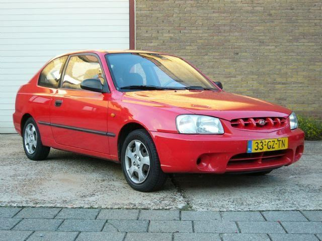 Hyundai Accent occasion - Autohandel Post