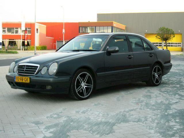 Mercedes-Benz E-klasse E 320 CDI Classic