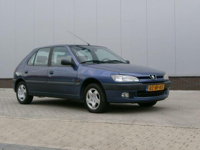 Peugeot 306 occasion - Autohandel Post
