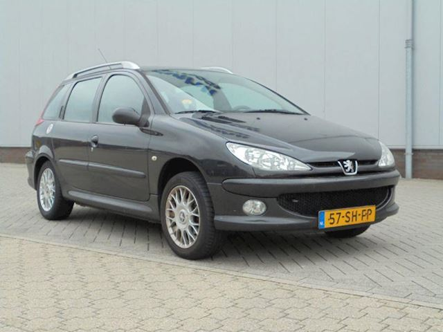 Peugeot 206 1.4hdi air-line airco  export