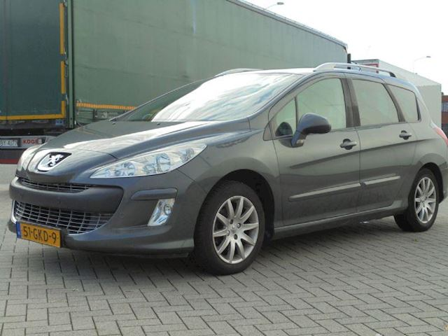 Peugeot 308 1.6hdif xs nap 7 persoons sw