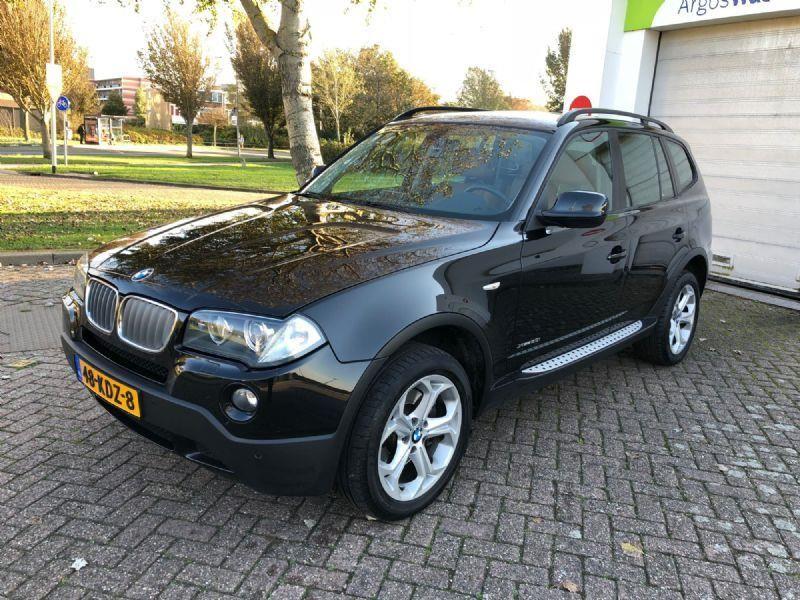 BMW X3 occasion - Westland Occasion