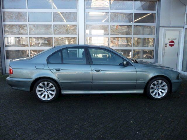 BMW 5-serie 520i Aut. NAV/Cruise/Climaat 172966km!
