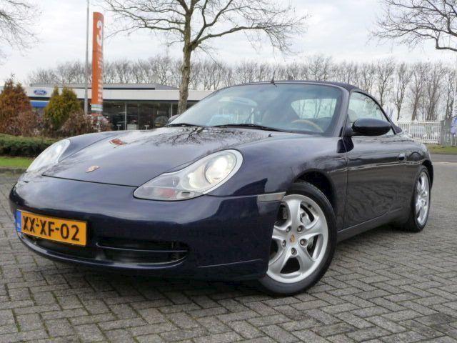 Porsche 911 3.4 Carrera 4  Org NL. geleverde auto