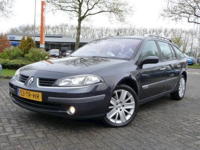 Renault Laguna grand tour 2.0 16V Tech Line  Nav/Cruise/Clima