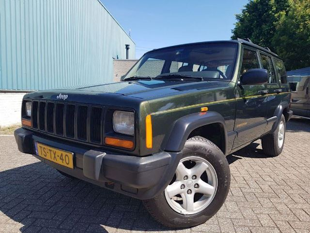 Jeep Cherokee 4.0 Sport Automaat. Airco / Youngtimer