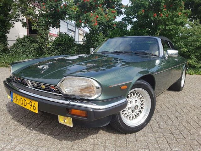 Jaguar XJS 5.3 Convertible  V12 Autom. VERKOCHT/SOLD