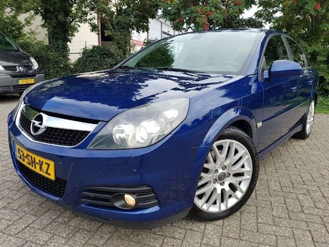 Opel Vectra GTS 2.8 V6 Turbo Autom 230 PK! Clima/VOL!!