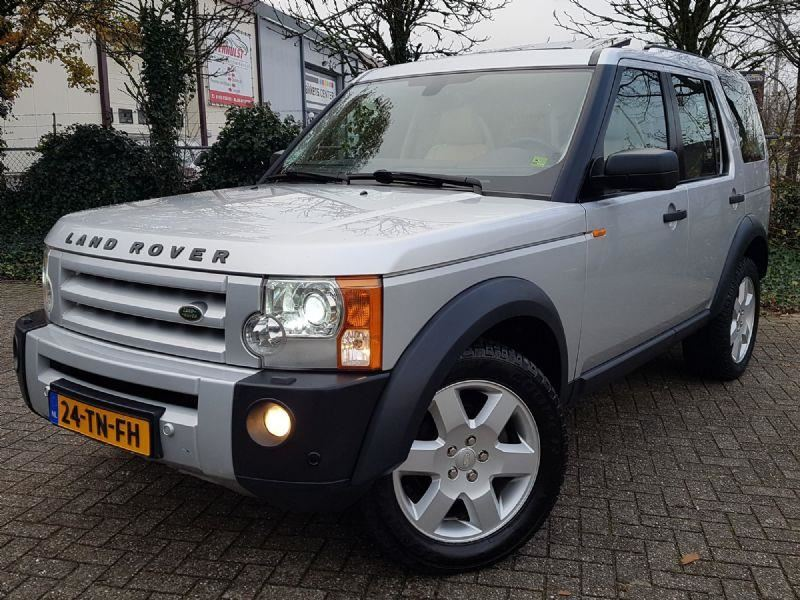 Land-Rover Discovery occasion - ARR Auto's