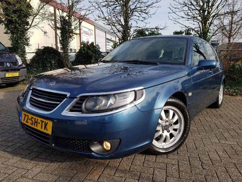 Saab 9-5 occasion - ARR Auto's